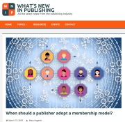 Membership article - WNIP